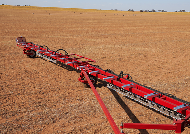 Cropland WEED-IT Contour Following Boom