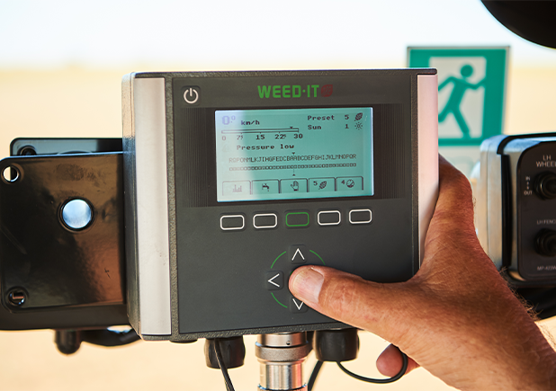 WEED-IT Controller