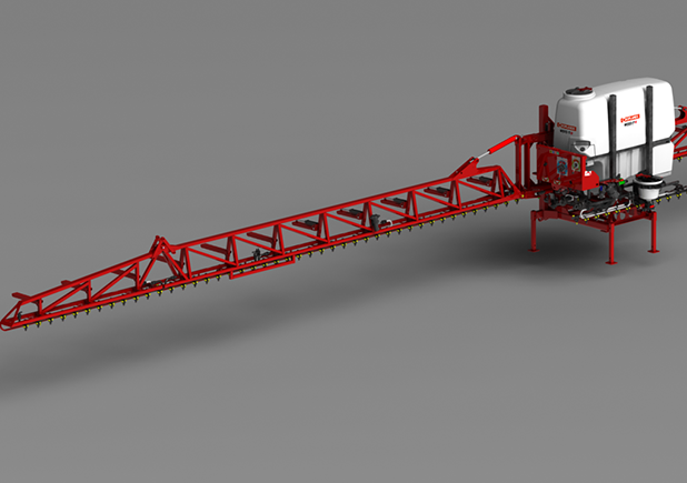 Croplands WEED-IT Linkage 24m