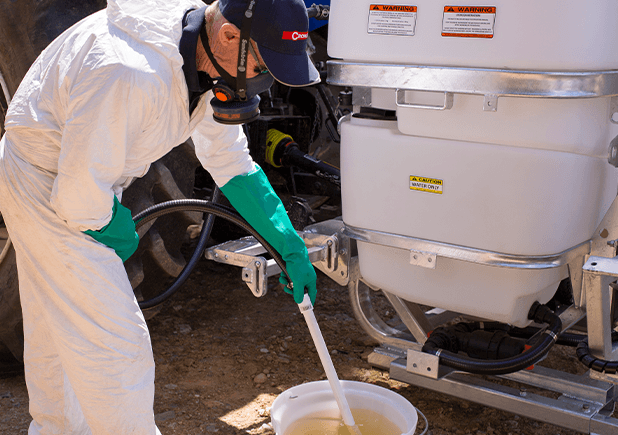 Croplands Chemical Application Tools