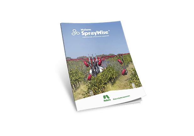 SprayWise Handbook Horticulture