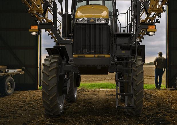 Croplands RoGator RG700B