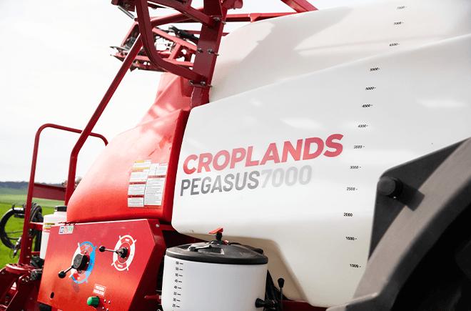 Croplands Pegasus 7000