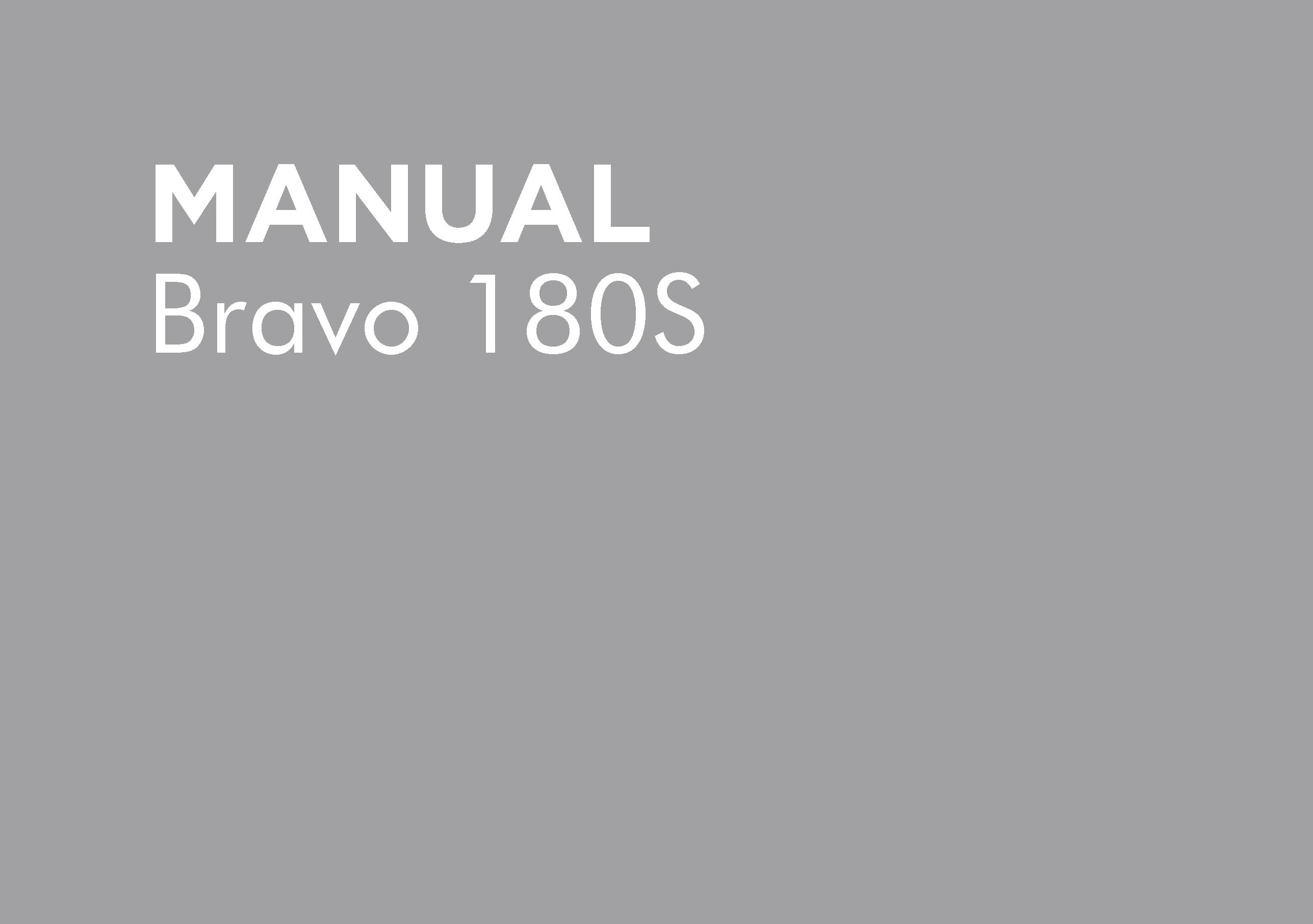 Bravo 180s Crop Sprayer