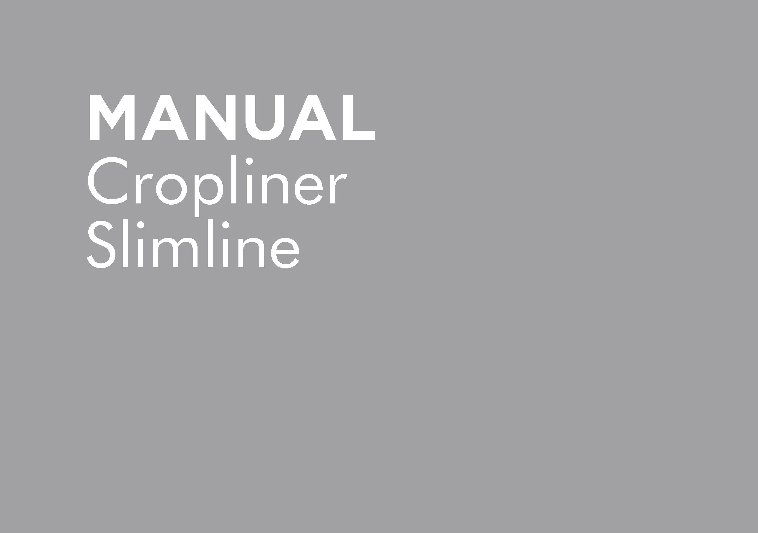 HT-POM00804 – CROPLINER HS2000