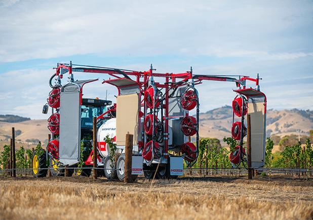Croplands Quantum Mist Smart Spray with Recapture
